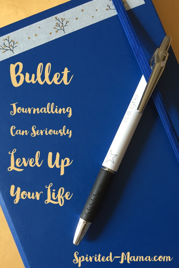 Bujo Bullet Journal Title