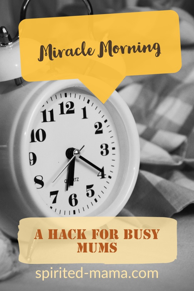 miracle Morning Hack for Busy Mums